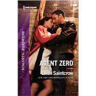 Agent Zero by Saintcrow, Lilith, 9780373279357