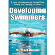 Developing Swimmers by Brooks, Michael, 9780736089357