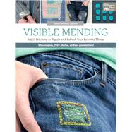Visible Mending by Cardon, Jenny Wilding, 9781604689358