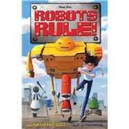 The Junkyard Bot by Richards, C. J.; Fujita, Goro, 9780544339361