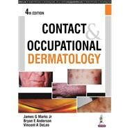 Contact and Occupational Dermatology by Marks, James G., Jr., M.D., 9789351529361