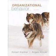 Organizational Behavior by Kreitner, Robert; Kinicki, Angelo, 9780078029363