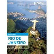 Moon Spotlight Rio de Janeiro by Sommers, Michael, 9781612389363