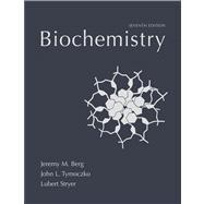 Biochemistry by Berg, Jeremy M.; Tymoczko, John L.; Stryer, Lubert, 9781429229364