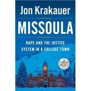 Missoula by Krakauer, Jon, 9780147519368