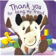 Thank You for Being My Friend by Parragon Books; McLean, Gill, 9781472379368