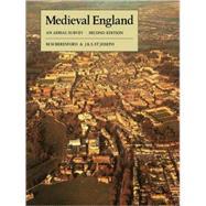 Medieval England: An Aerial Survey by M. W. Beresford , J. K. S. Joseph, 9780521109369