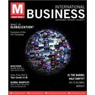 M: International Business by Geringer, Michael; Minor, Michael; McNett, Jeanne, 9780078029370