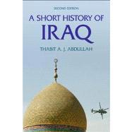 short history iraq