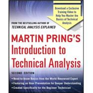 Martin Pring's Introduction to Technical Analysis, 2nd Edition by Pring, Martin J., 9780071849371