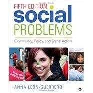 Social Problems by Leon-Guerrero, Anna, 9781483369372