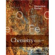 Chemistry, 8th Edition by Masterton; Hurley, 9781305079373