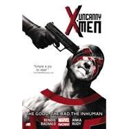Uncanny X-Men Volume 3 by Bendis, Brian Michael; Anka, Kris; Bachalo, Chris; Rudy, Marco, 9780785189374