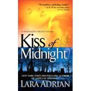 Kiss of Midnight by ADRIAN, LARA, 9780553589375