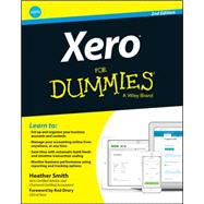 Xero for Dummies by Smith, Heather, 9780730319375