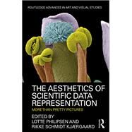 The Aesthetics of Scientific Data Representation: More than Pretty Pictures by Philipsen; Lotte, 9781138679375