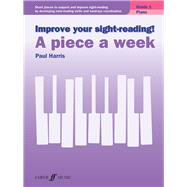 Improve Your Sight-Reading! Grade 1, Piano by Harris, Paul, 9780571539376