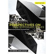 Perspectives on Contemporary Issues by Ackley, 9781305969377