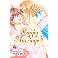 Happy Marriage?!, Vol. 4 by Enjoji, Maki, 9781421559377