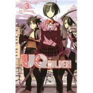 UQ Holder 3 by Akamatsu, Ken, 9781612629377