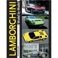 Lamborghini Model by Model by Collins, Peter, 9781847979377