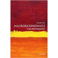 Microeconomics: A Very Short Introduction by Dixit, Avinash, 9780199689378
