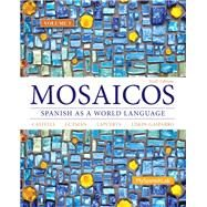 Mosaicos Volume 1, 6/e by Guzman; Lapuerta, 9780205999378
