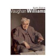 Vaughan Williams by Alldritt, Keith, 9780719809378