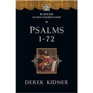 Psalms 1-72 by Kidner, Derek, 9780830829378