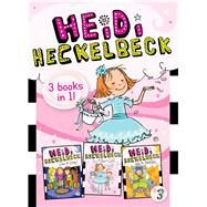 Heidi Heckelbeck 3 Books in 1! #3 Heidi Heckelbeck Goes to Camp!; Heidi Heckelbeck Is a Flower Girl; Heidi Heckelbeck Gets the Sniffles by Coven, Wanda; Burris, Priscilla, 9781534409378