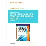 Study Guide for Essentials for Nursing Practice Pageburst E-book on Kno Retail Access Card by Potter, Patricia Ann; Perry, Anne Griffin; Stockert, Patricia; Hall, Amy; Castaldi, Patricia, 9780323359382
