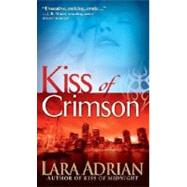 Kiss of Crimson by ADRIAN, LARA, 9780553589382