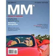 MM 4 (with CourseMate Printed Access Card) by Iacobucci, Dawn, 9781133629382