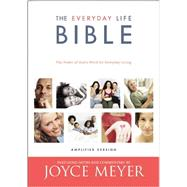 The Everyday Life Bible by Meyer, Joyce, 9781455529384
