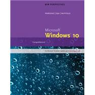 New Perspectives Microsoft Windows 10 Comprehensive by Ruffolo, Lisa, 9781305579385