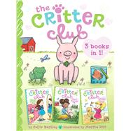 The Critter Club 3 Books in 1 by Barkley, Callie; Riti, Marsha, 9781534409385