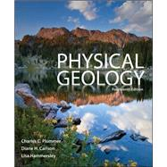 Physical Geology by Plummer, Charles (Carlos); Carlson, Diane; Hammersley, Lisa, 9780073369389