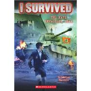 I Survived the Nazi Invasion, 1944 (I Survived #9) by Tarshis, Lauren, 9780545459389