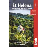 Bradt Country Guide St Helena by Britt-gallagher, Susan; Hayne, Tricia, 9781841629391