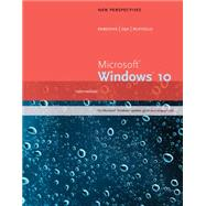 New Perspectives Microsoft Windows 10 Intermediate by Ruffolo, Lisa, 9781305579392
