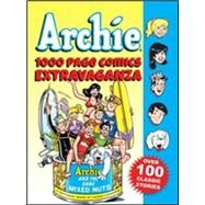 Archie 1000 Page Comics Explosion by ARCHIE SUPERSTARS, 9781619889392