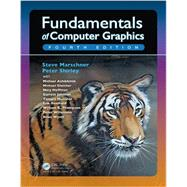 Fundamentals of Computer Graphics, Fourth Edition by Marschner, Steve, 9781482229394