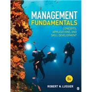 Management Fundamentals by Lussier, Robert N., 9781506389394