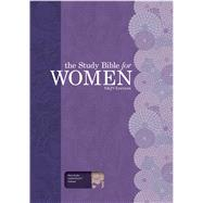 The Study Bible for Women, NKJV Personal Size Edition Plum/Lilac LeatherTouch Indexed by Patterson, Dorothy Kelley; Kelley, Rhonda; Holman Bible Staff, 9781433619397