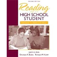 Reading and the High School Student : Strategies to Enhance Literacy