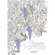 Flower Fantasy Poster Pad by Muzio, Sara, 9781454709398