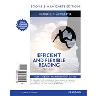 Efficient and Flexible Reading, Books a la Carte Edition by McWhorter, Kathleen T., 9780321829399