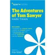 The Adventures of Tom Sawyer SparkNotes Literature Guide by Unknown, 9781411469402
