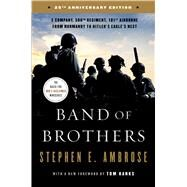 Band of Brothers by Ambrose, Stephen E.; Hanks, Tom, 9781501179402