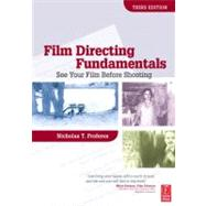 Film Directing Fundamentals by Proferes; Nicholas, 9780240809403